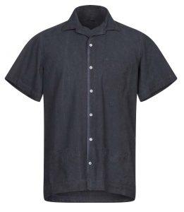 Massimo Alba Garment Dyed Shirt