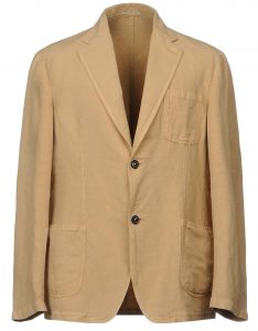 Massimo Alba Linen Cotton Blazer