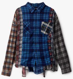 Needes Rebuild Wide 7 Cut Shirt