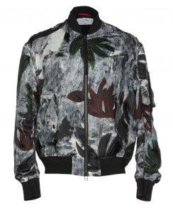 OAMC Silk Printed Bomber Jacket