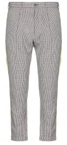PT Torino Checked Striped Trousers