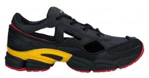 Raf Simons Ozweego Black Belgium Sneakers