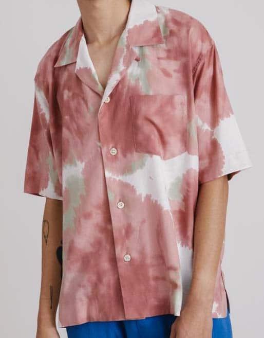 Issey Miyake Biotope Shirt