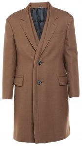 Lanvin Double Layer Coat
