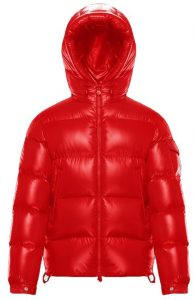 Moncler Ecrins Giubbotto Jacket Puffer Red