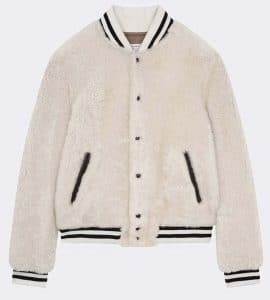 Presidents Varsity Shearling Jacket