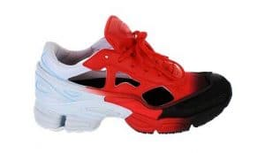 Raf Simons Adidas Ozweego Replicant White Red Black