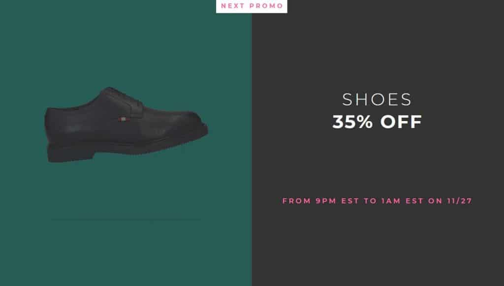 Yoox Black Friday Shoes